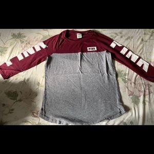 Pink Brand Long Sleeve